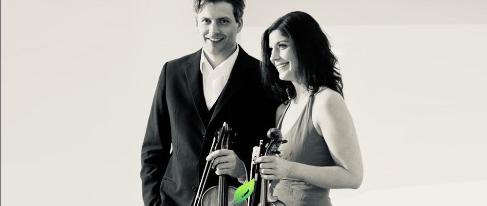 Duo Alban e Vera Beikircher (violino, viola)