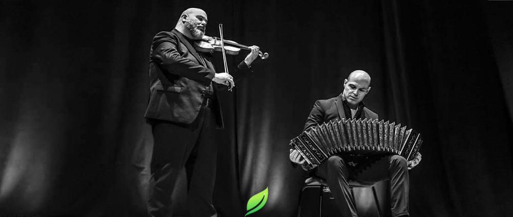 Gianmaria Melis (violino), Fabio Furia (bandoneon)