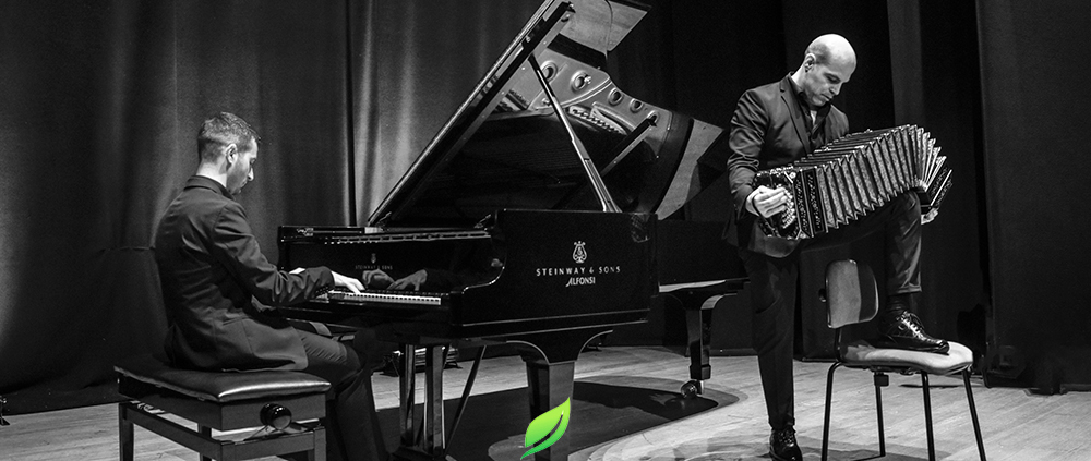 Fabio Furia (bandoneon), Marco Schirru (Pianoforte)
