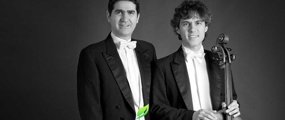 Claude Hauri (violoncello) Corrado Greco (pianoforte)